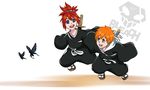 Bleach Fanart by Mixglasses