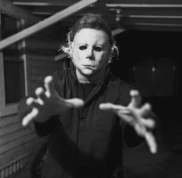 Michael Myers by NotRightInTheHead74
