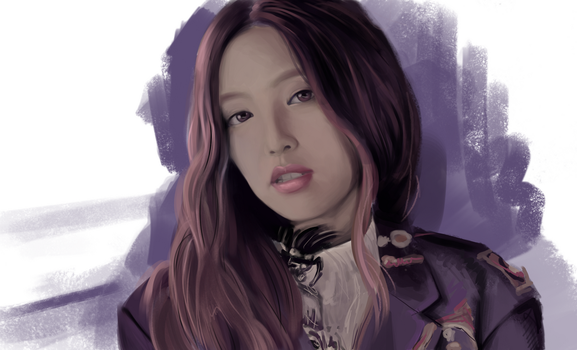 BLACKPINK Jennie by anoncorner