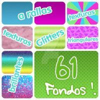 60 Fondos ~ Texturas by LuLaaDirectioner