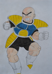 Krillin by M-art-ique