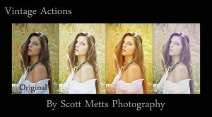 Vintage By Scott Metts by Scottmettsphoto