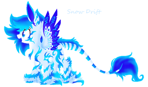 Snow Drift by korria1234