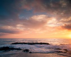 Cool and warm by isotophoto