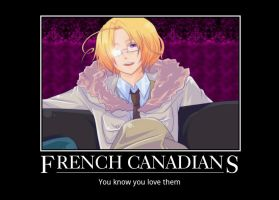 French Canadians by easterlil