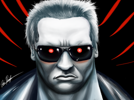 The Terminator by FancyTonic