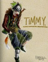 Timmy Tim by Harkill