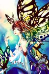 Butterfly Queen by ProdigyBombay