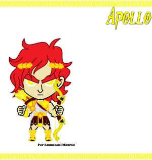 Apolo - God of Light and the Sun.