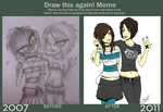 DRAW IT AGAIN by FISHNONES