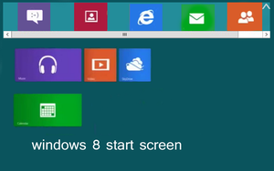 windows 8 dtart screen by hawen005