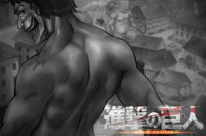 Attack on Titan by 3ihard