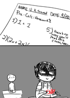 Math by Sellotape-of-Love