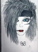 Andy Berseck Black Veil Brides by skyla1