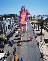 Katy Perry at Santa Monica by danforddan