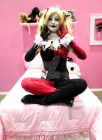 Harley Quinn Cosplay by piratesavvy07