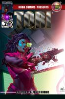 Tori issue#2 Cover color by 133art