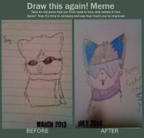 draw this again meme by SkyNoodles9