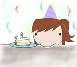 Happi Birfday two Meh by nizzie12