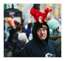 Looking for Santa by panfoto