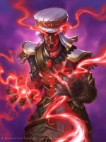 Hearthstone - WrathionThe Black Prince by namesjames