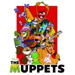 Muppets design contest by DaveAlvarez