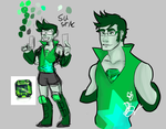 Gemstuck jake english by Teabeescus