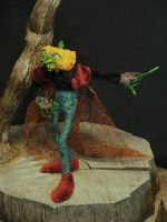 Gourd Lord- Blodden Qwick, brother to Neb and Zeb1 by Boggleboy