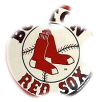 Red Sox Apple by bostonguy3737