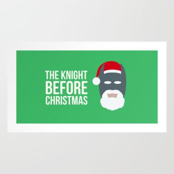 The Knight Before Christmas by Al-Pennyworth