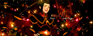 Azula Signature by kikyouwuv