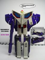 Top 10 Transformers toys No. 8 by Lugnut1995