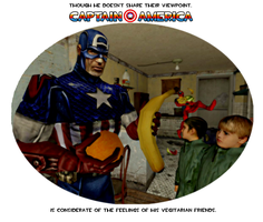 Captain America Ettiquette 4 by SpaceFishInSpace