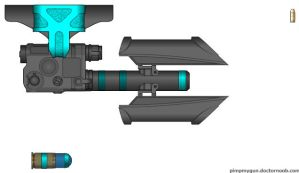 Lazarus Cannon (Ship) by GeneralRich