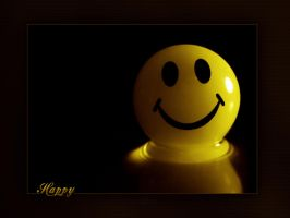 Happy by mental