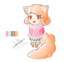 Adoptable Auction: Miaa the Persian Cat [OPEN] by Rhythmspinning