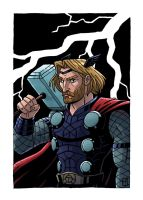 Thor by mscorley