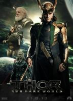 Thor: The Dark World - Loki Poster by ToHeavenOrHell