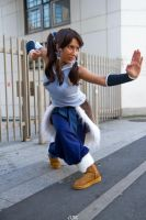 Korra: Prepare yourself by Red-Hag