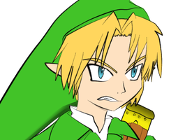 Get Photoshopped: Link by LinkFire7