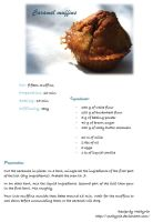 Caramel muffins - recipe by Melhyria