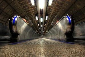 Waterloo underground by UrbanDawn
