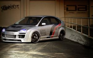 Ford Focus by Psyco-Design