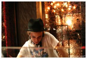 Samantha Ronson 1 by cescrow