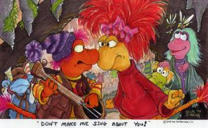 Fraggle Threats by Phraggle