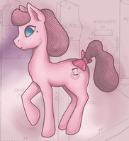 Pinky Shear OC by Chroma-Hex