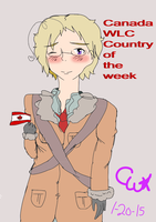 Canada-Kyun Pic by History-and-pasta