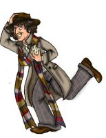 Fourth Doctor by ToddSlaughter