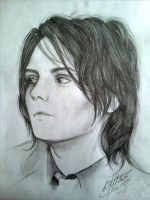 Gerard Way by NanaFreakout