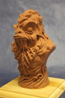 Dagon Bust Update by shaungent
